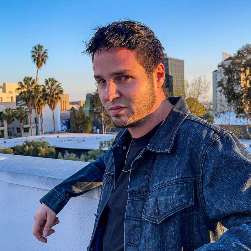 Director and writer Jon Mancinetti